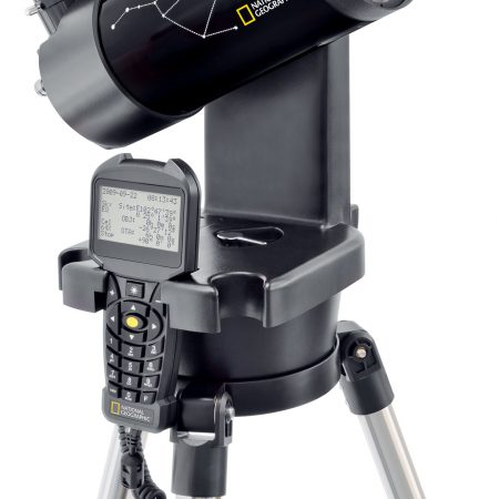 NATIONAL GEOGRAPHIC 90MM MAKSUTOV GOTO TELESCOPE