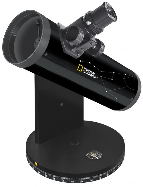 NATIONAL GEOGRAPHIC COMPACT TELESCOPE 76X350