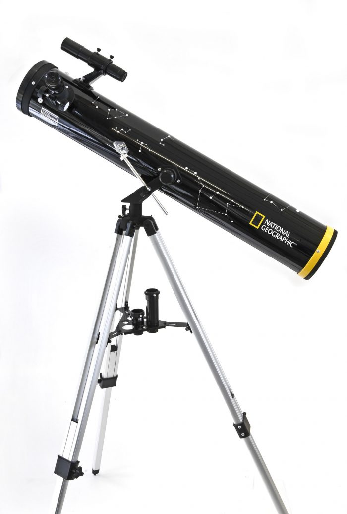NATIONAL GEOGRAPHIC REFLECTOR TELESCOPE 114X900