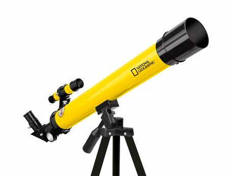 NATIONAL GEOGRAPHIC 50/600 REFRACTOR TELESCOPE AZ